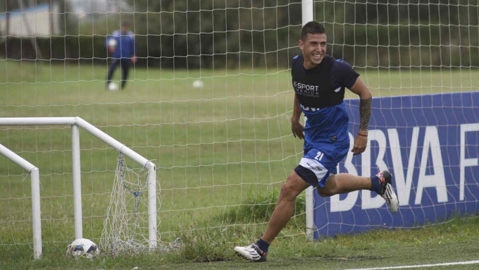 Solís no jugará en Independiente