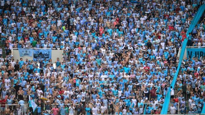Belgrano piensa en la Copa Argentina