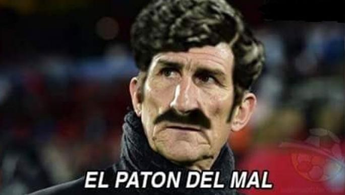 3.Los memes tras la goleada que Argentina sufrió en Brasil