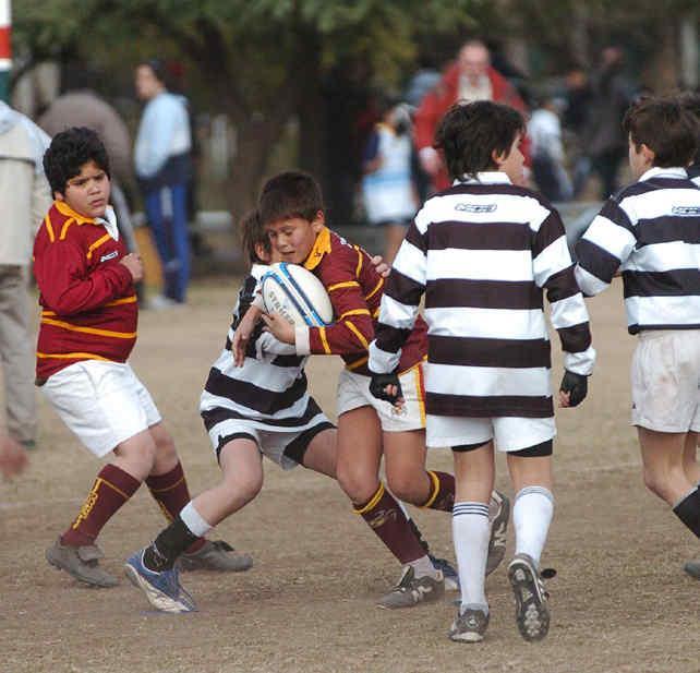 10 cosas que el fútbol debería aprender del rugby
