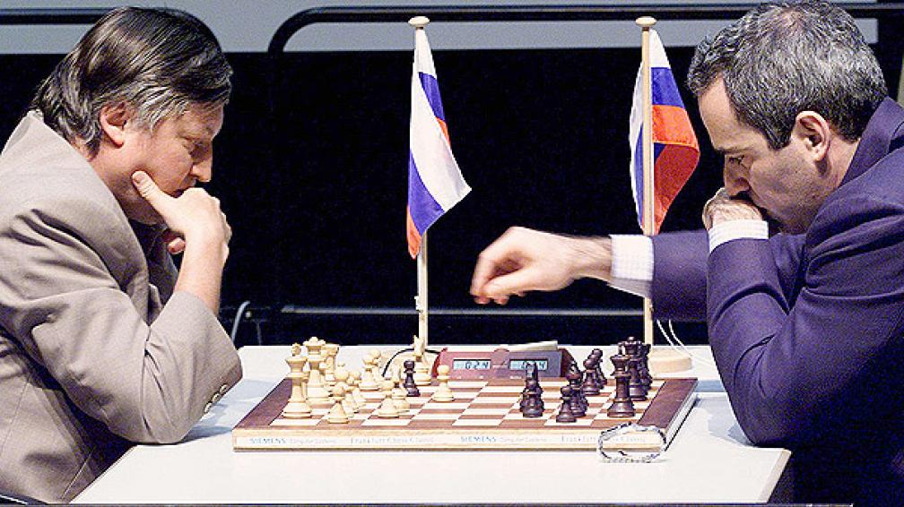 Karpov y Kasparov, un cl�sico que se reedita | Mundo D