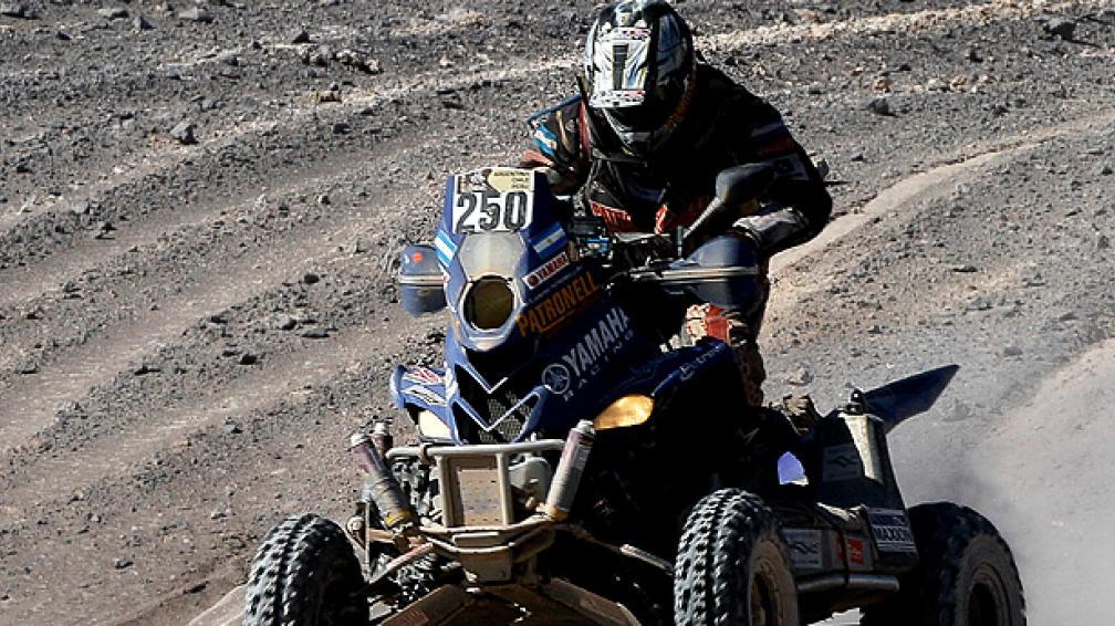 Alejandro Patronelli obtuvo el título en el Dakar por segundo año consecutivo. (Foto: AP)