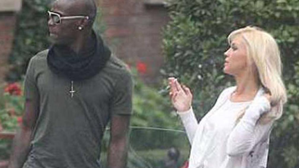 La actriz porno Holly Henderson, la debilidad de Mario Balotelli.