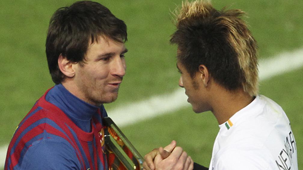 Messi tiene un nuevo socio: Neymar. (Foto: AP)