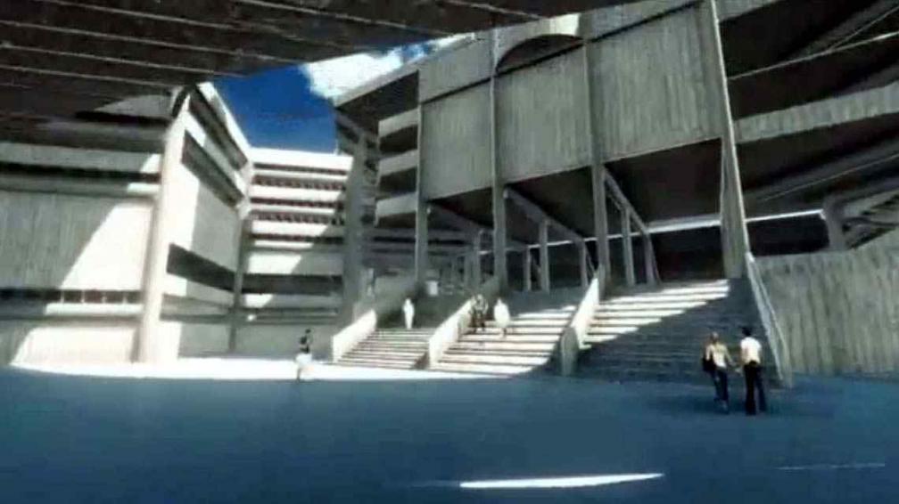Captura de video de lo que sería el nuevo Gigante de Alberdi.