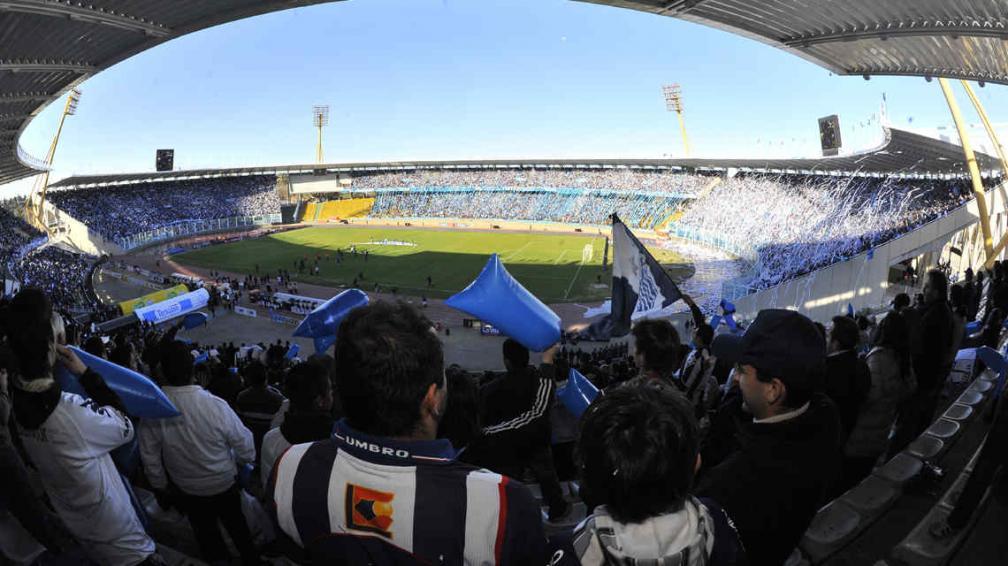 El Kempes espera por miles de hinchas una vez más (Foto: Facundo Luque).