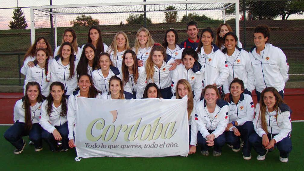 Las chicas de La Tablada ya están en Europa (Foto: Prensa La Tablada).