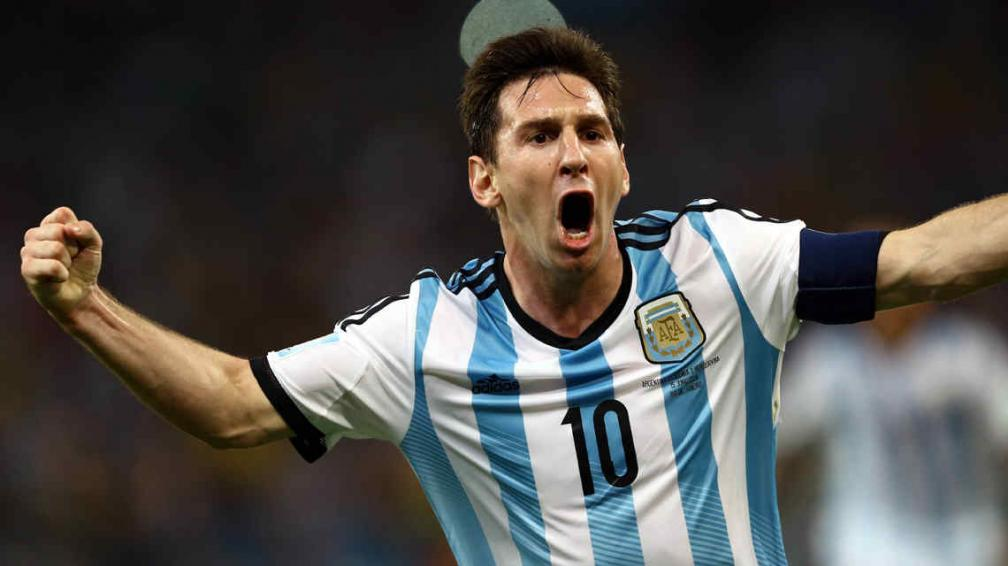 goles de argentina en el mundial:
