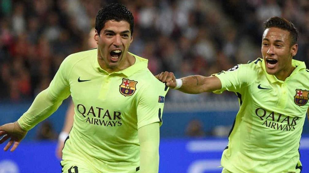 Champions league barcelona gole 243 al psg y puso un pie en semifinales
