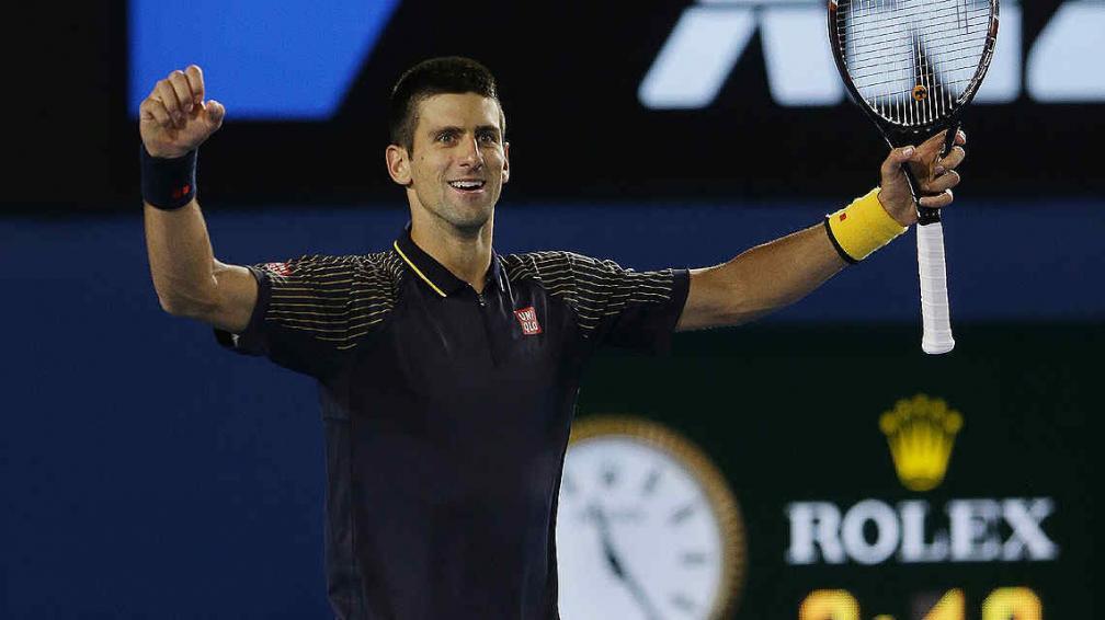 Djokovic impuso su jerarquía en la final (Foto: AP).