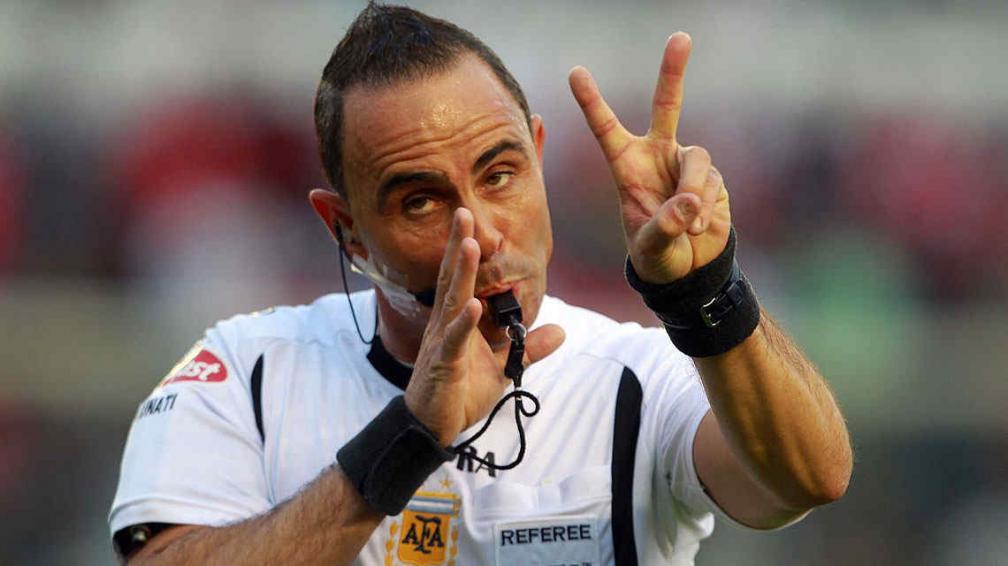 Pablo Lunati no dirigirá la sexta fecha del Torneo Inicial (Foto: La Voz / Archivo).