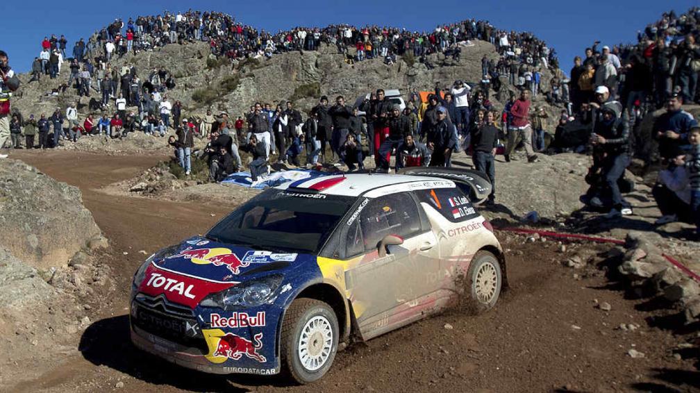 El Rally vuelve a Argentina. ¿Volverá Loeb? (Foto: La Voz)