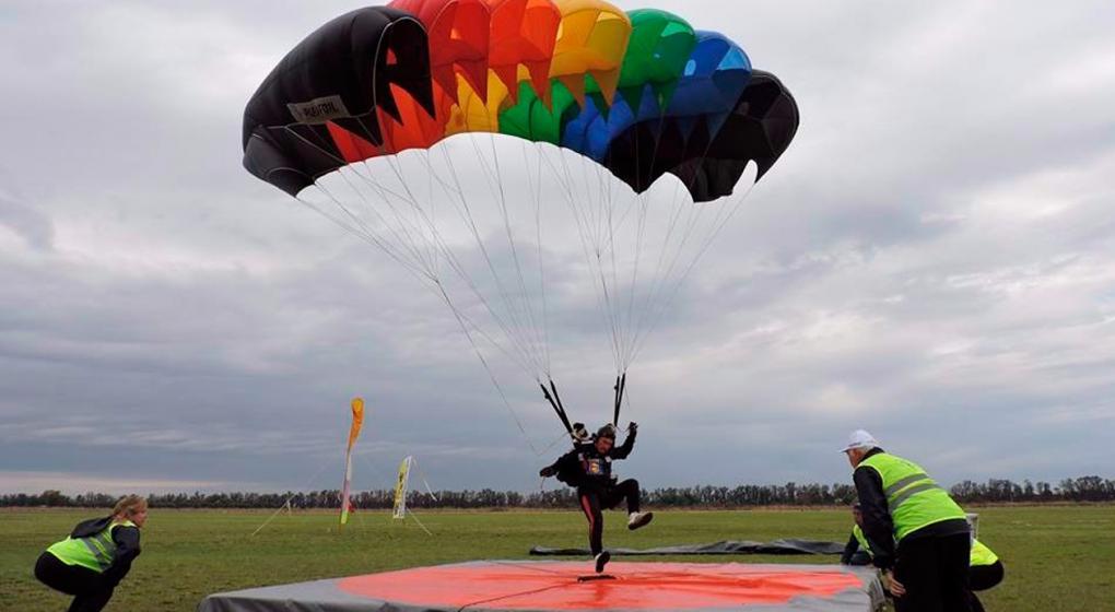 Paracaidismo: No te pierdas el Campeonato Nacional de Precisión ...