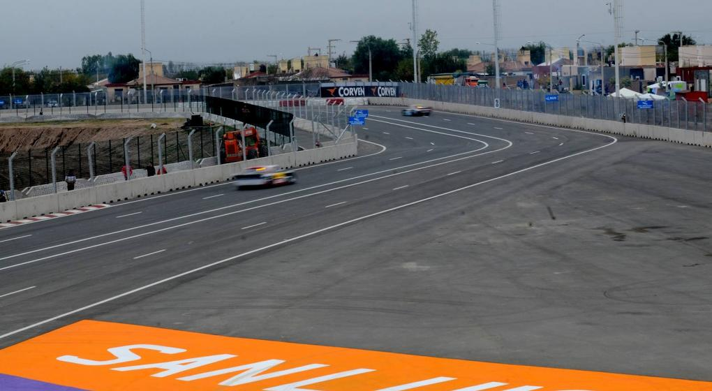Canapino hizo la pole provisoria en el TC