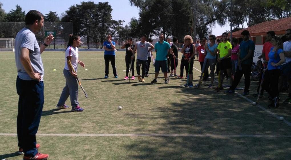 Deporte Educativo y Hockey: Más de 50 profesores de educación física ...