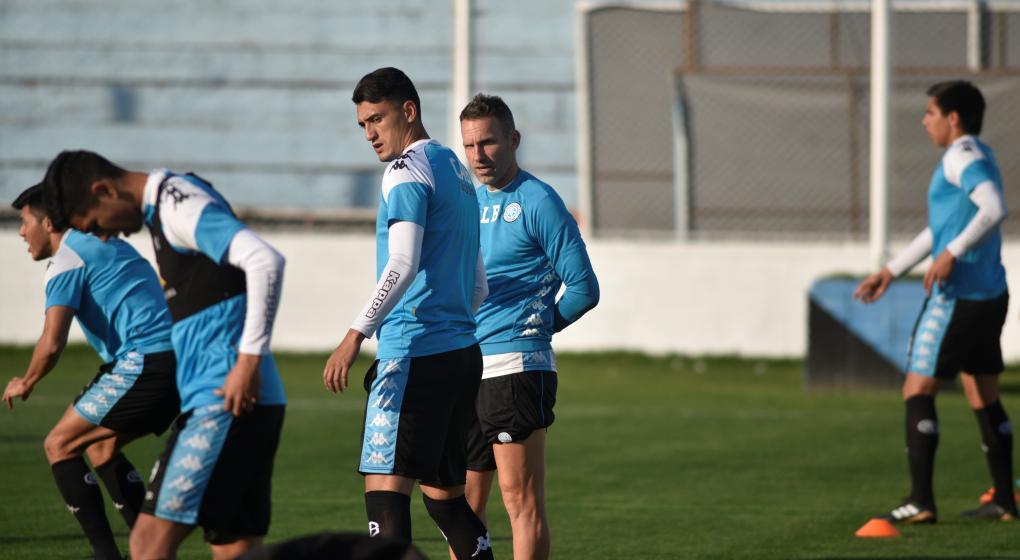 Belgrano y un partido de seis puntos