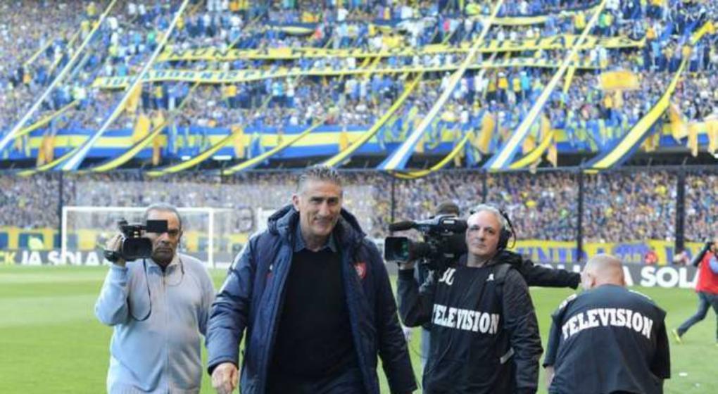Tapia eligió La Bombonera y Bauza lo dejó en offside