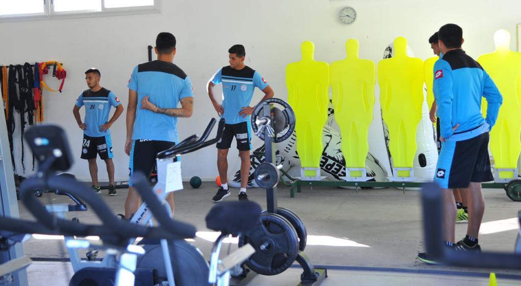 """Belgrano ya puso la mira en """"el Halcón"""""""