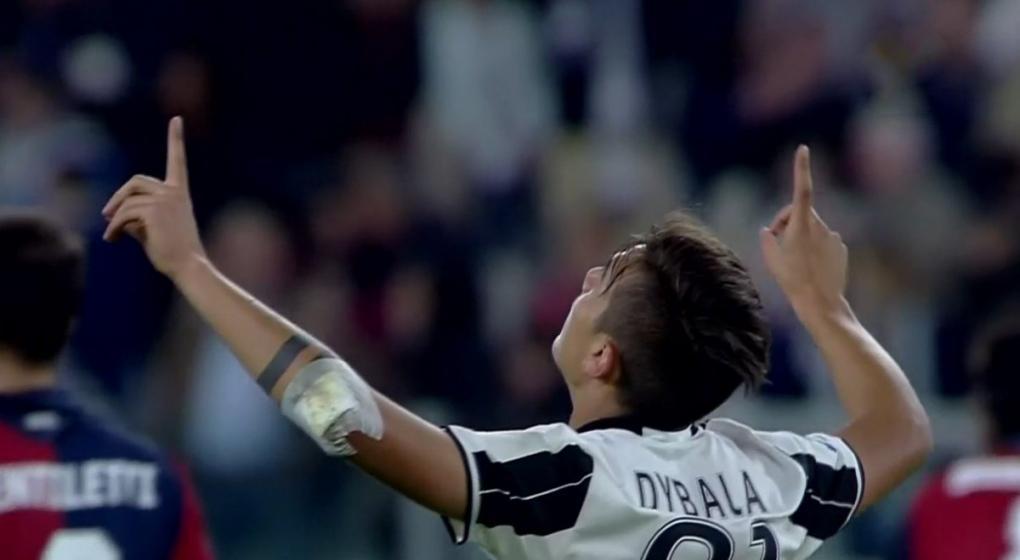 Juventus golea al Génova y es fijo para el título — Serie A