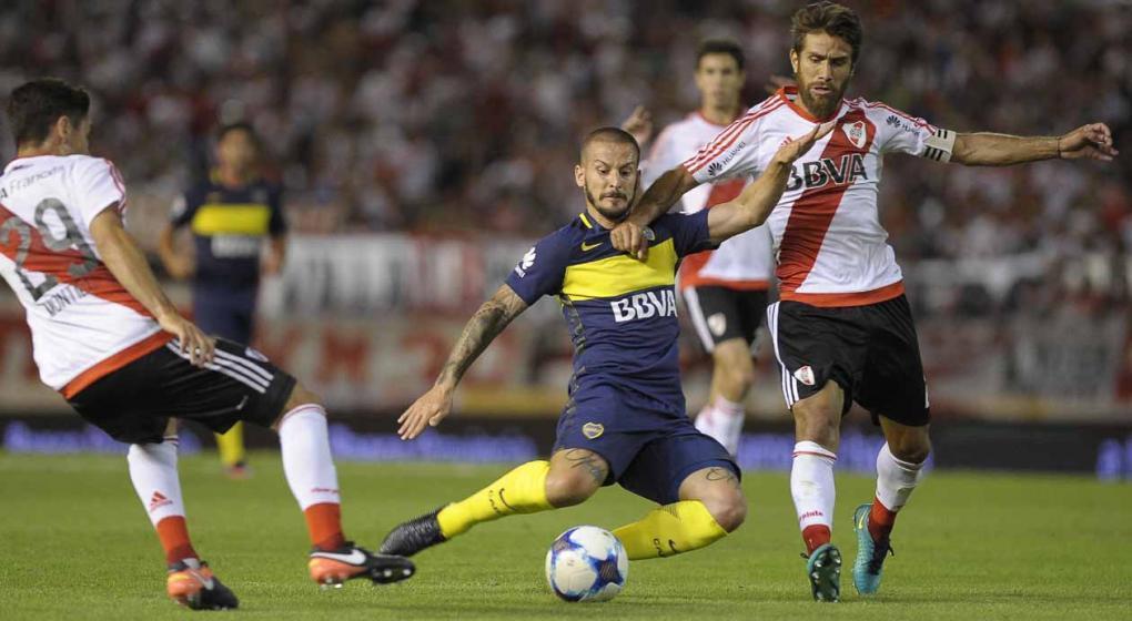 Gallardo incluyó a Fernández entre los titulares, de cara al Superclásico