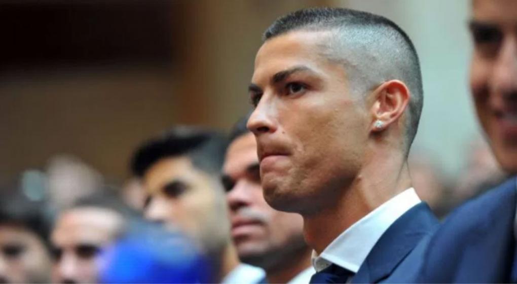 Cristiano Ronaldo, con la