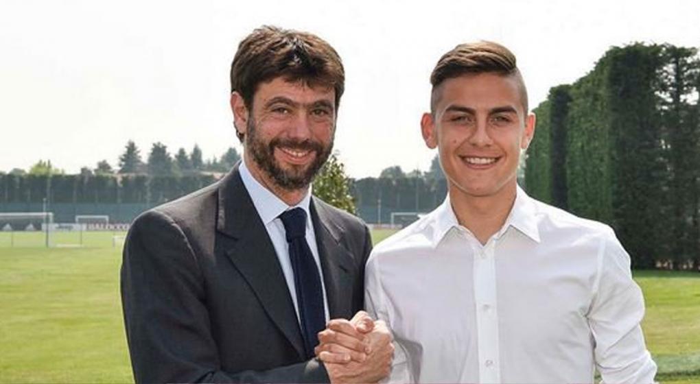 Paulo Dybala extendió su contrato con la Juventus hasta el 2022