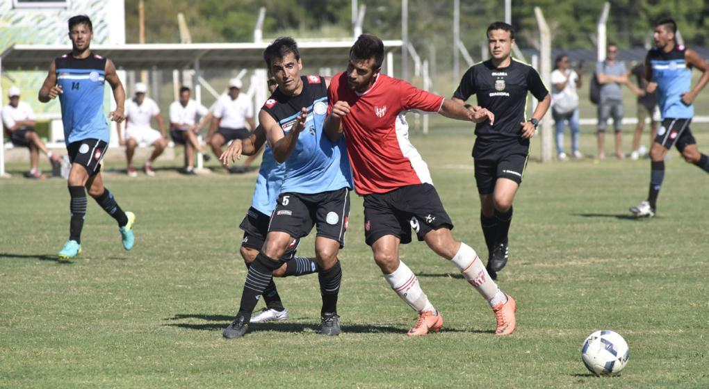 Belgrano le ganó a Instituto un amistoso en Villa Esquiú