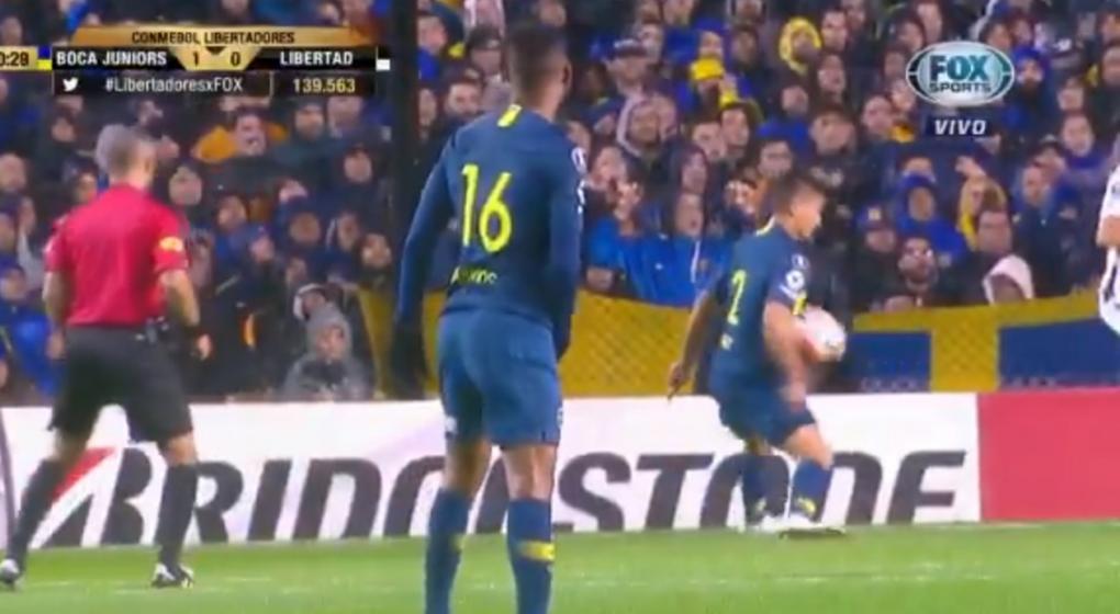Polémica en la Bombonera: ¿debió ser anulado el gol de Boca?