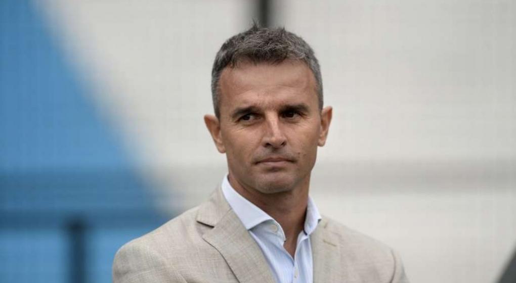 Pablo Lavallén fue oficializado como nuevo entrenador de Belgrano