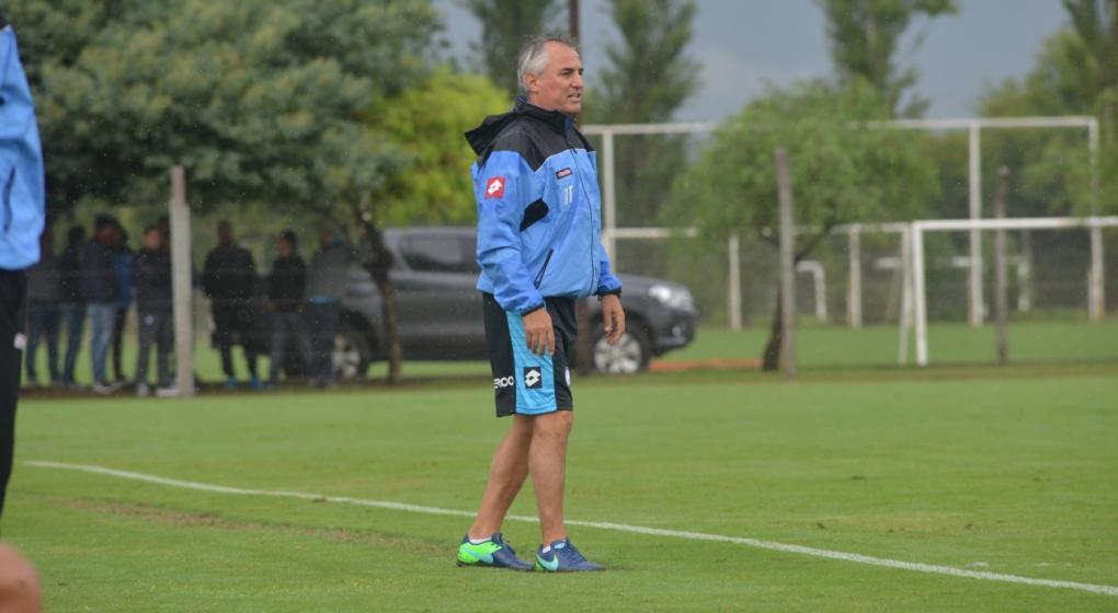 """Madelón está conforme con su Belgrano: """"El funcionamiento está"""""""