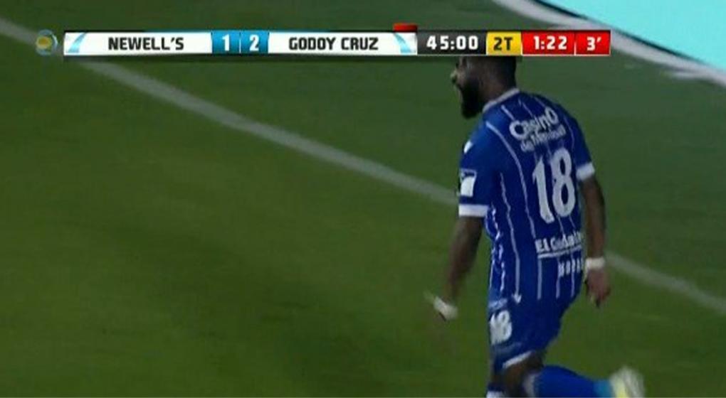 Copa: Godoy Cruz avanzó a 8vos de final