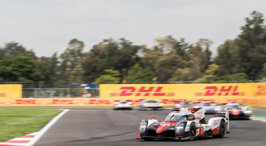 Porsche, sin rival en las 6 horas de México