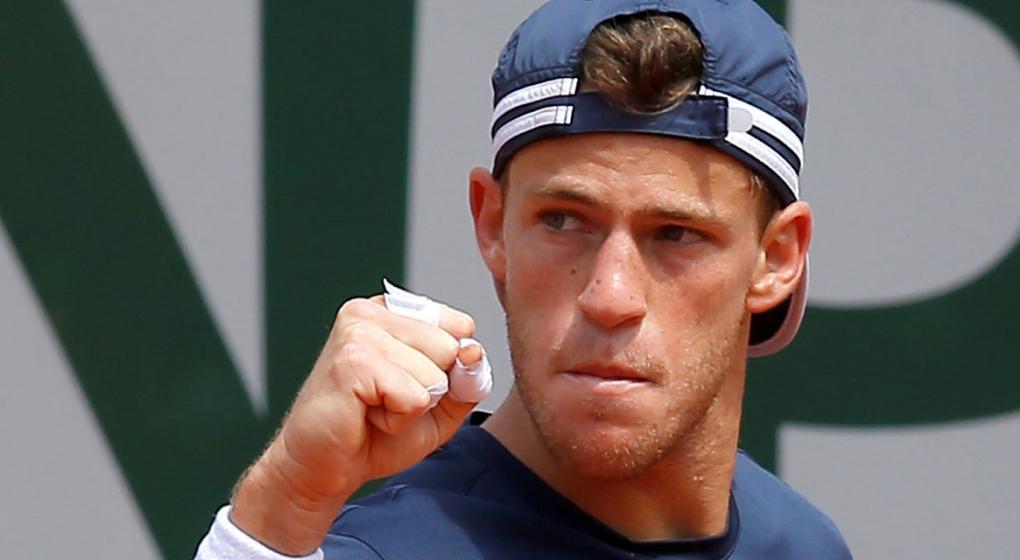 Roland Garros: Schwartzman dio vuelta un partidazo y se metió en cuartos
