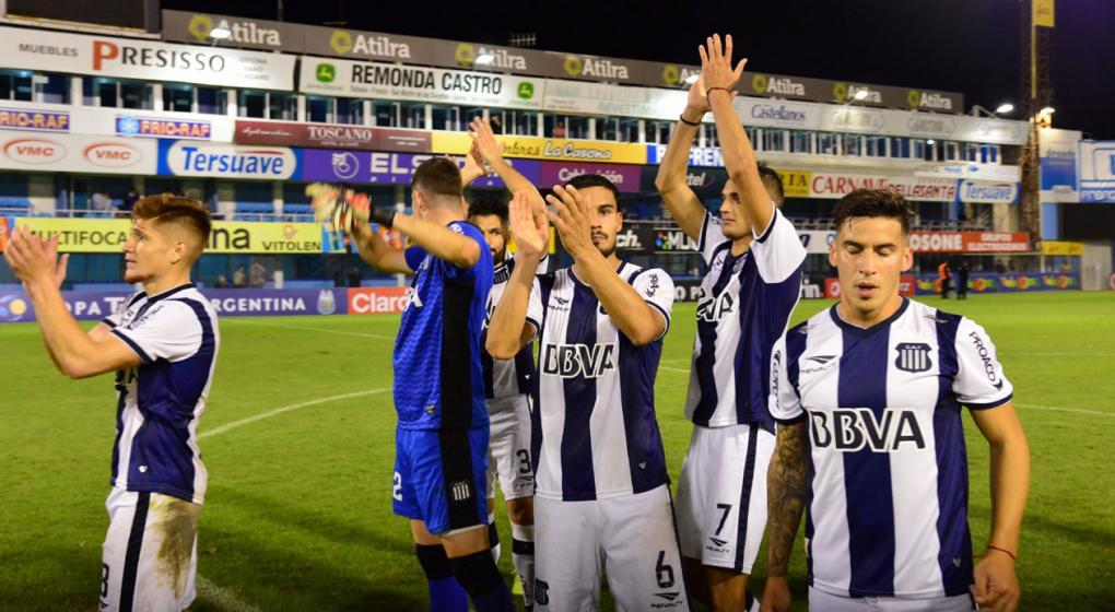 Con lo justo, Talleres venció a Defensores de Belgrano
