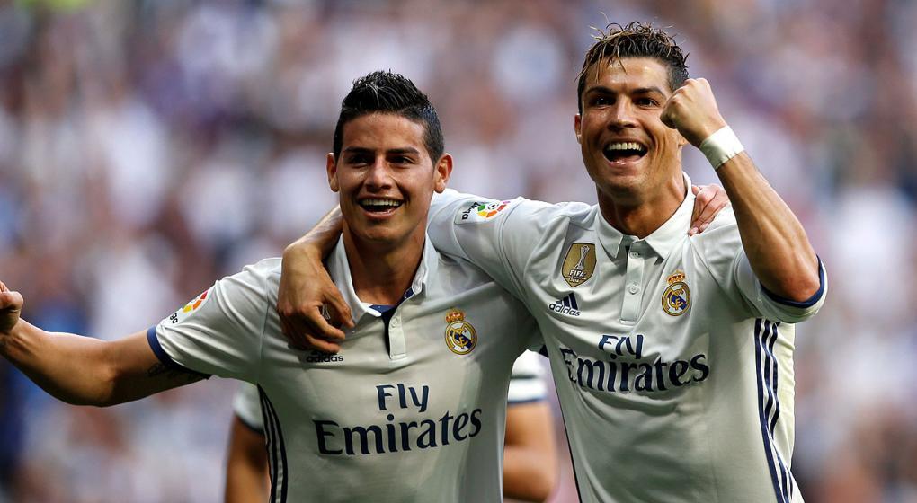 Cristiano acerca al Real Madrid al título en España