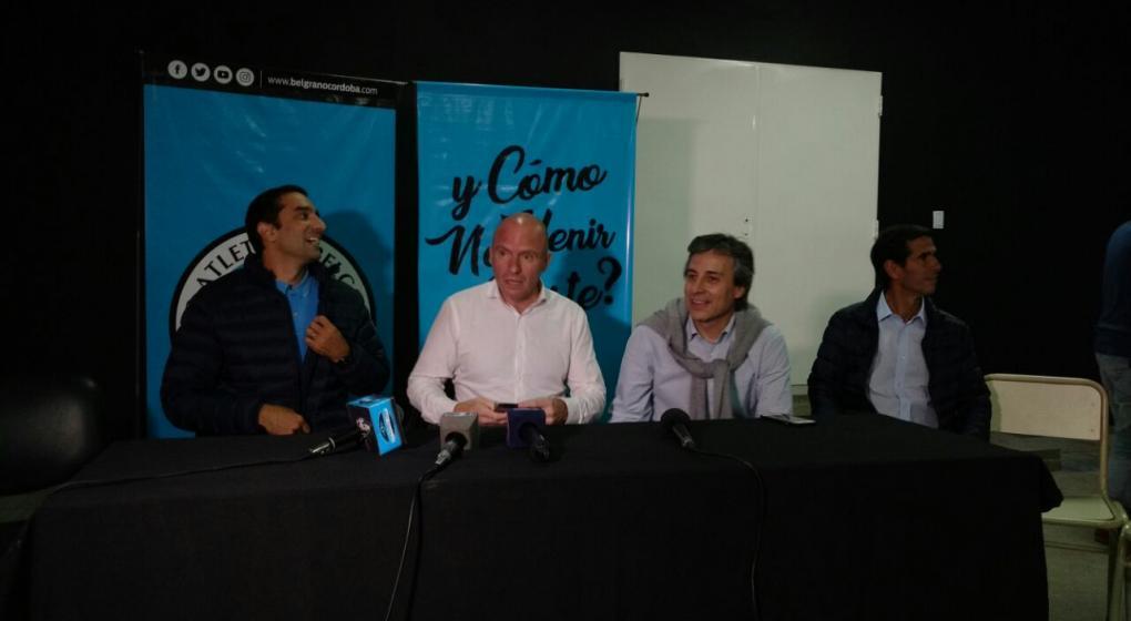 Jorge Franceschi ganó las elecciones y será el nuevo presidente de Belgrano: sus planes para el club