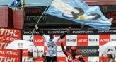 """Pechito"", el cordobés bicampeón del WTCC. (Foto: DyN)"