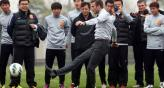David Beckham y el blooper en China.