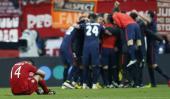 Atlético de Madrid ya está en la final y se ilusiona con el título (Foto: AP).