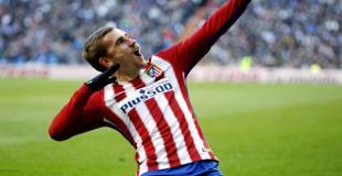 Enorme victoria del Atlético Madrid en la Champions