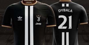 La Juve presentó escudo y diseño de camiseta nuevos