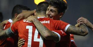 Independiente le ganó a Quilmes en la última fecha del certamen. (Foto: Fotobaires)
