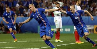 Islandia sigue haciendo historia. (Foto: AP)