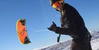 ¿Un centro de esquí internacional? No, Los Gigantes nevados. (Foto: Carlos Paz Vivo).