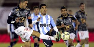 La Academia y el Globo tienen la mente en la Copa Libertadores. (Foto: Télam)