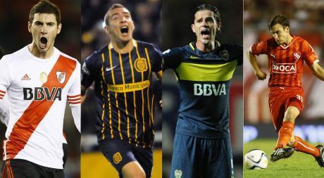 El 11 ideal de los jugadores más caros del fútbol argentino