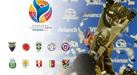 Las diez atracciones del Sudamericano Sub 20