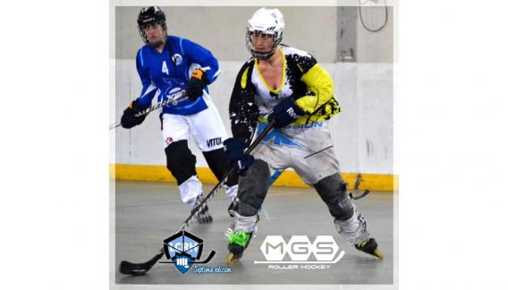 Este campeonato está organizado por la Liga Cordobesa de Roller Hockey. (CBAX)
