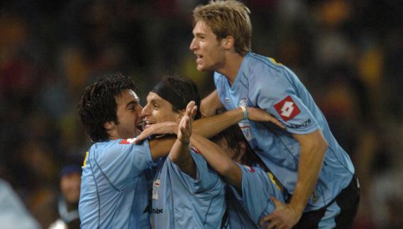 Belgrano venció a Olimpo y está en zona de Libertadores