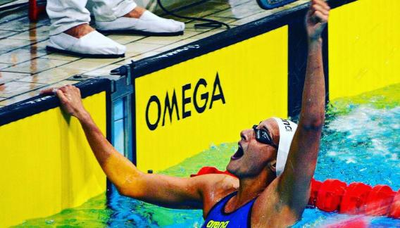 Virginia Bardach tendrá tres pruebas en Lima 2018.